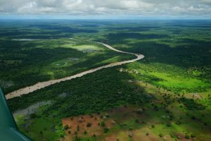 Green Landscapes of Africa